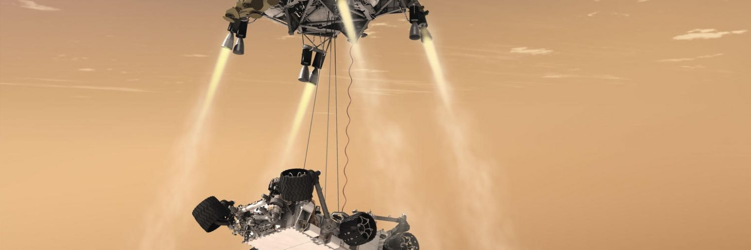 Mars 2020 Rover Mission