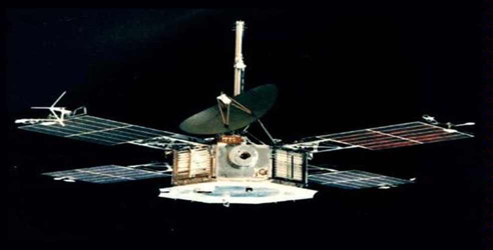 Mariner 3 and 4 Missions (1964)