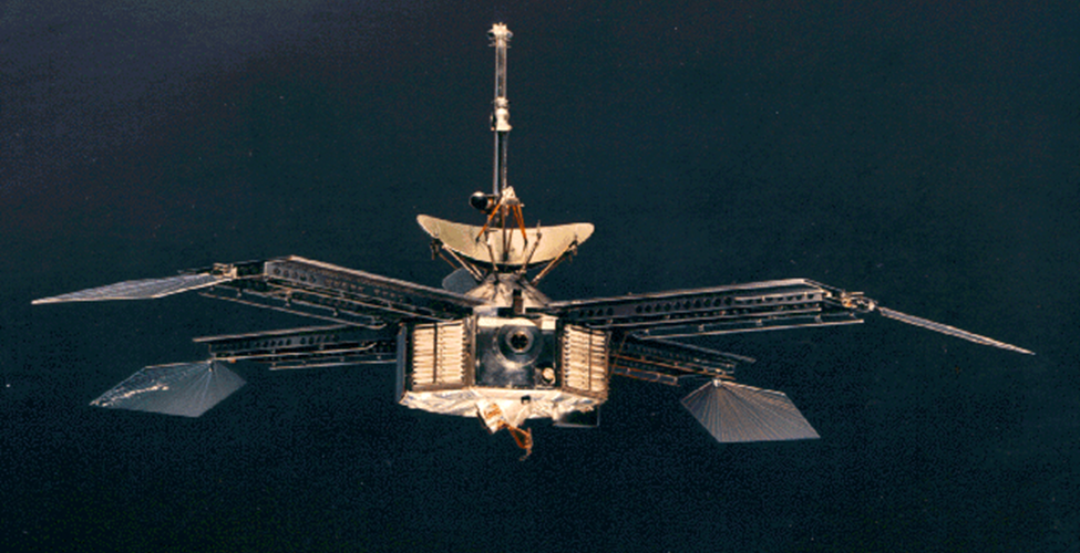 Mariner 3 and 4 Missions
