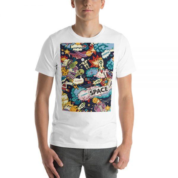 Short Sleeve Unisex Tshirt